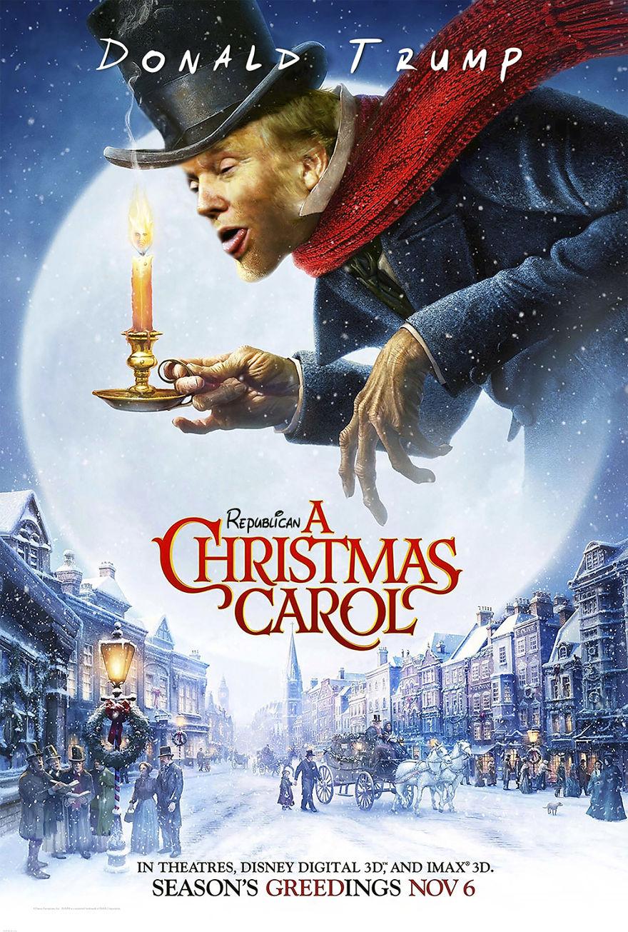 Як Трампа та Путіна потролили різдвяними фільмами  - фото 5