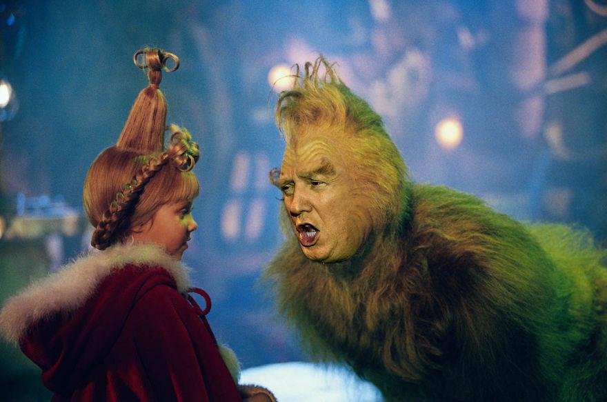 Як Трампа та Путіна потролили різдвяними фільмами  - фото 4