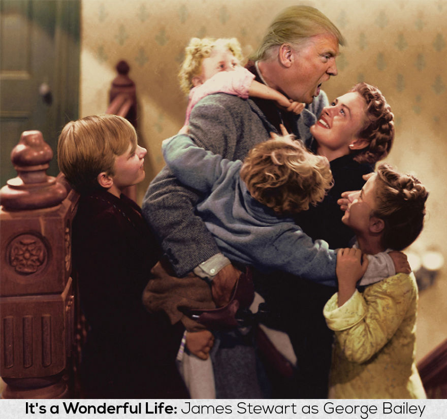 Як Трампа та Путіна потролили різдвяними фільмами  - фото 3