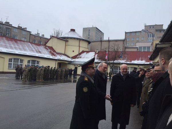 У Польщі дали старт спільному військовому підрозділу з Україною та Литвою - фото 2