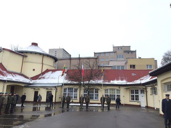 У Польщі дали старт спільному військовому підрозділу з Україною та Литвою - фото 3