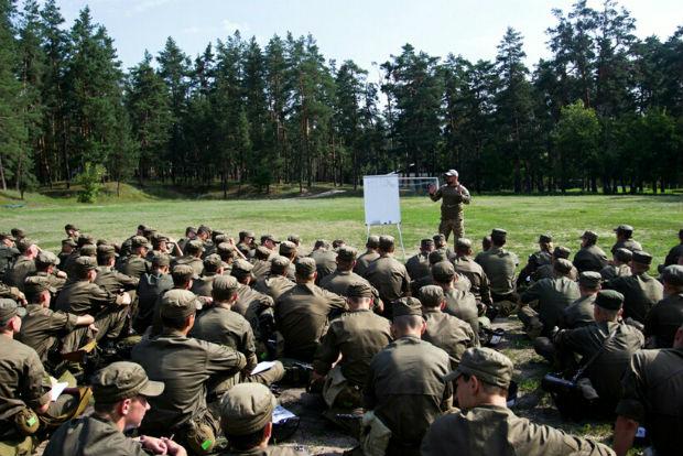 У Харкові нацгвардійцям проводять навчання за стандартами НАТО - фото 2