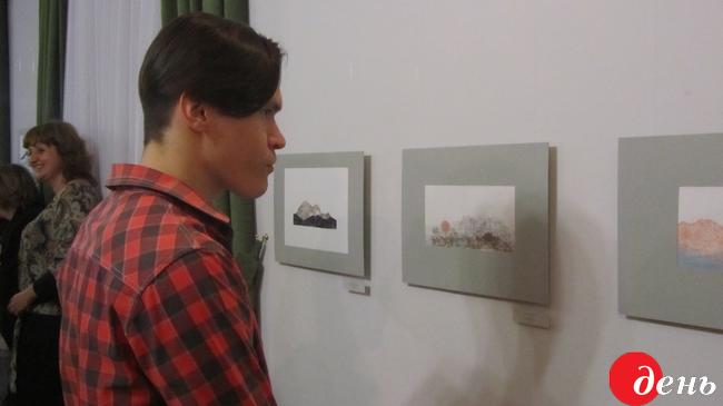 """Вінничанам презентували """"Невидимий сад"""" - фото 2"""