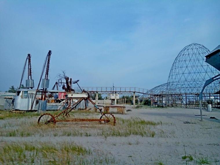 Що окупанти зробили з кримським КаZантипом - фото 2
