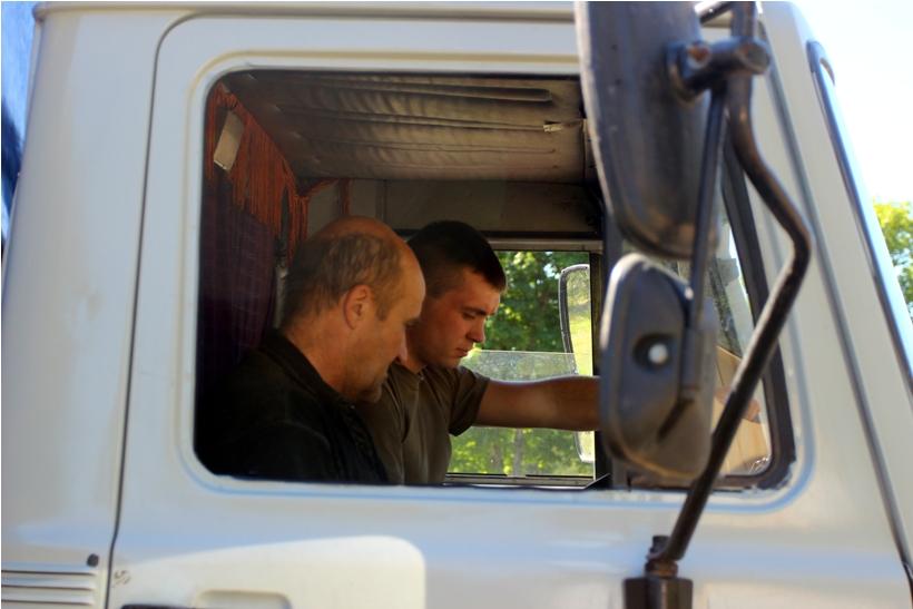 У Харкові майбутніх гвардійців навчили водити  - фото 1