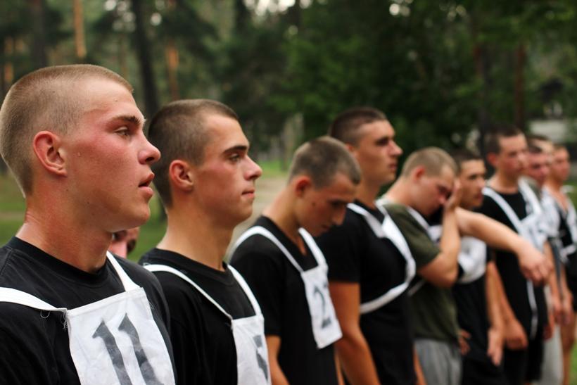 Серед майбутніх гвардійців обрали спецпризначенців  - фото 3