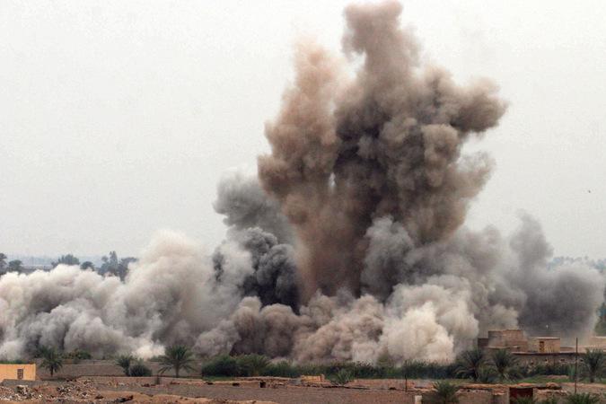 16 пам'яток архітектури, які знищила ІДІЛ - фото 13