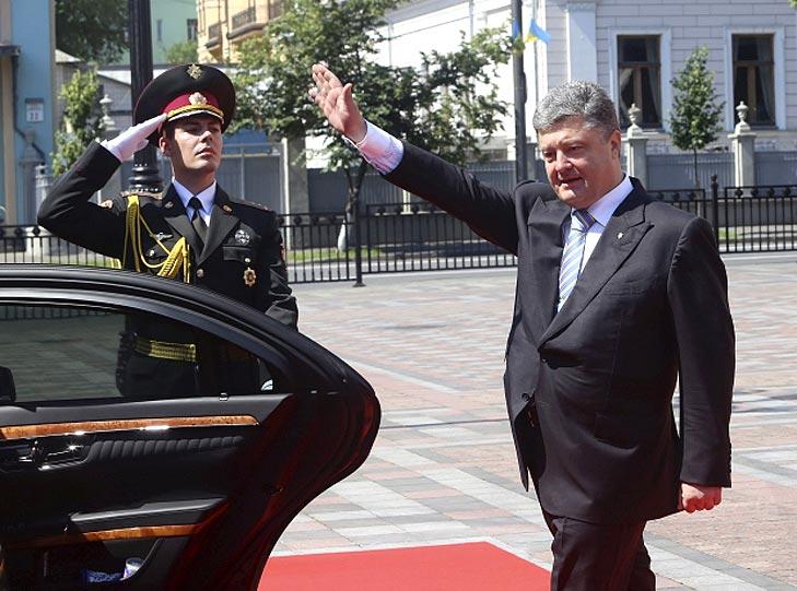 Петро Порошенко: два роки при влади  - фото 3