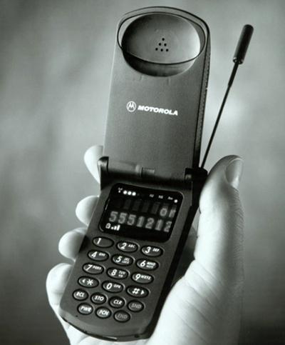 Від цеглини до крихітки: як розвивалися наші мобільні телефони - фото 3