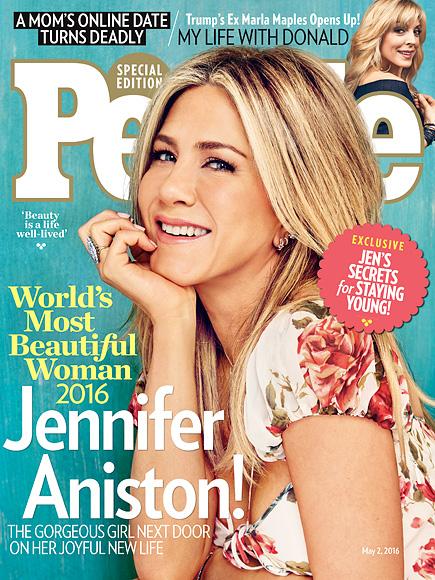 Аністон стала найкрасивішою жінкою у світі - фото 1