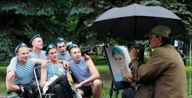 День ВДВ: чим російські десантники невигідно відрізняються від українських  - фото 6