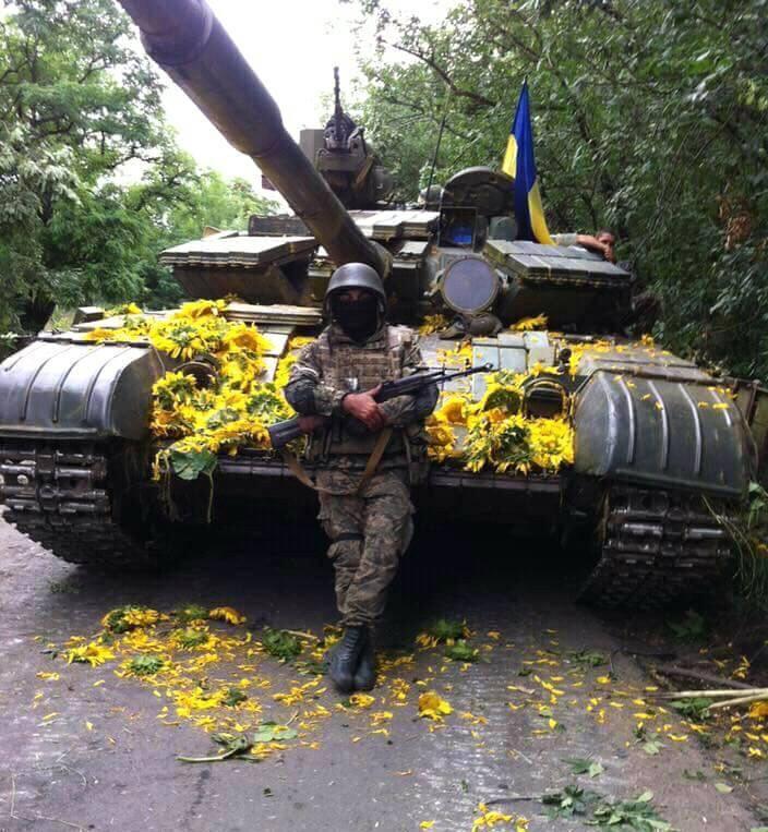 Чому ми в захваті від українських танкістів - фото 2