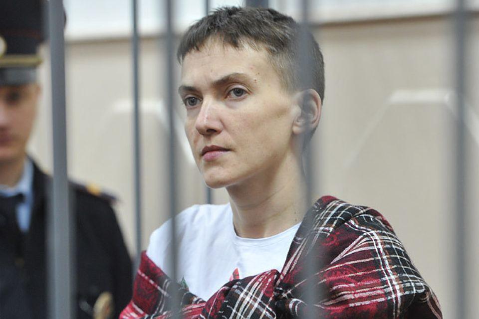 Як Надя Савченко пухне від голоду - фото 8