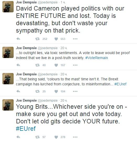 """Як британські актори з """"Гри престолів"""" реагують на Brexit - фото 5"""