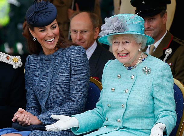 Як Кейт Міддлтон косить під принцесу Діану - фото 34