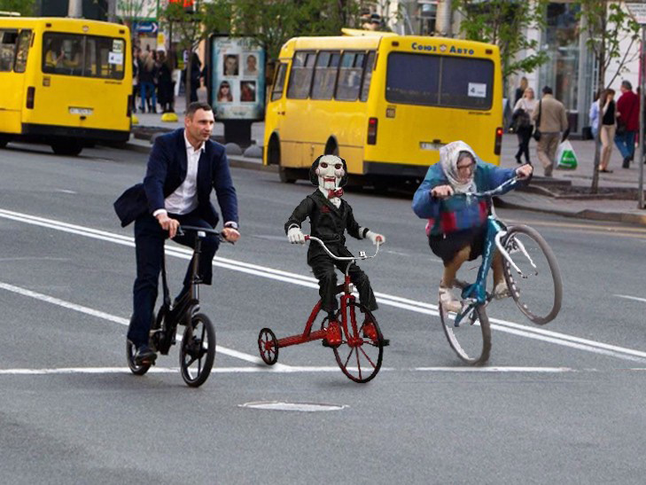 Як соцмережі вітають Кличко з Днем народження (ФОТОЖАБИ) - фото 17