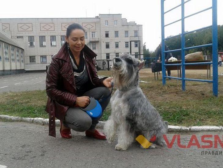 Вінниця приймала парад собак - фото 1