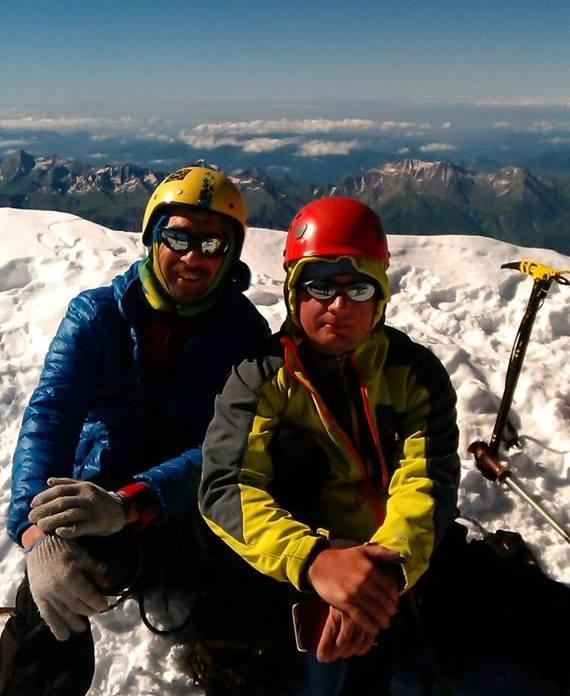 Харківські альпіністи підкорили славнозвісний п'ятитисячник - фото 1