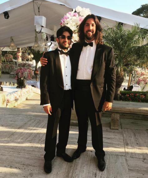 Як Кернес гуляв на весіллі доньки російського мільйонера і онука поплічника Каддафі - фото 4