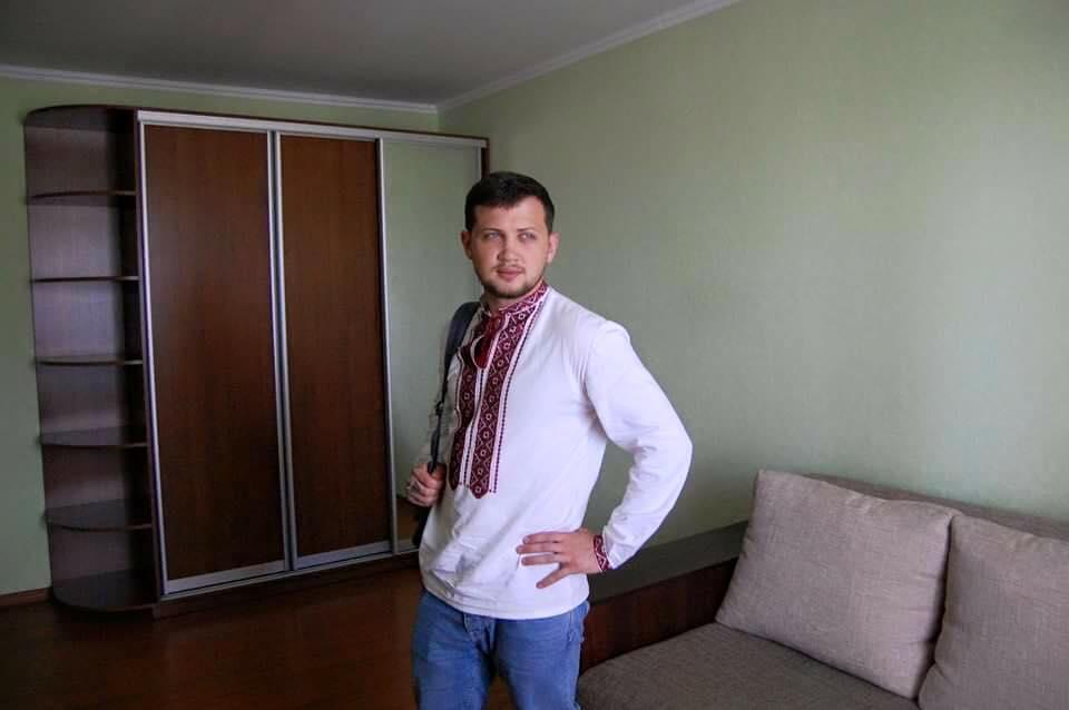 Афанасьєв отримав ключі від своєї квартири в Києві - фото 1