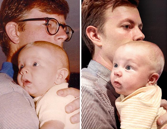 Як діти неймовірно схожі на своїх батьків  - фото 8