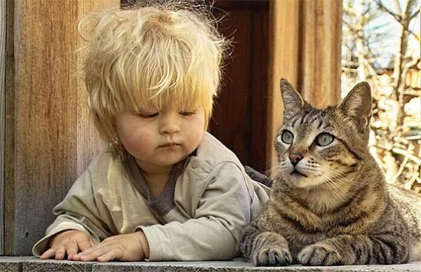 Як виглядають діти, які думають, що вони котики та песики  - фото 9