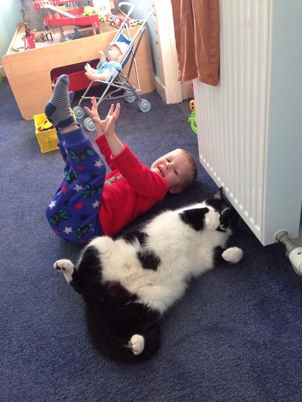 Як виглядають діти, які думають, що вони котики та песики  - фото 3