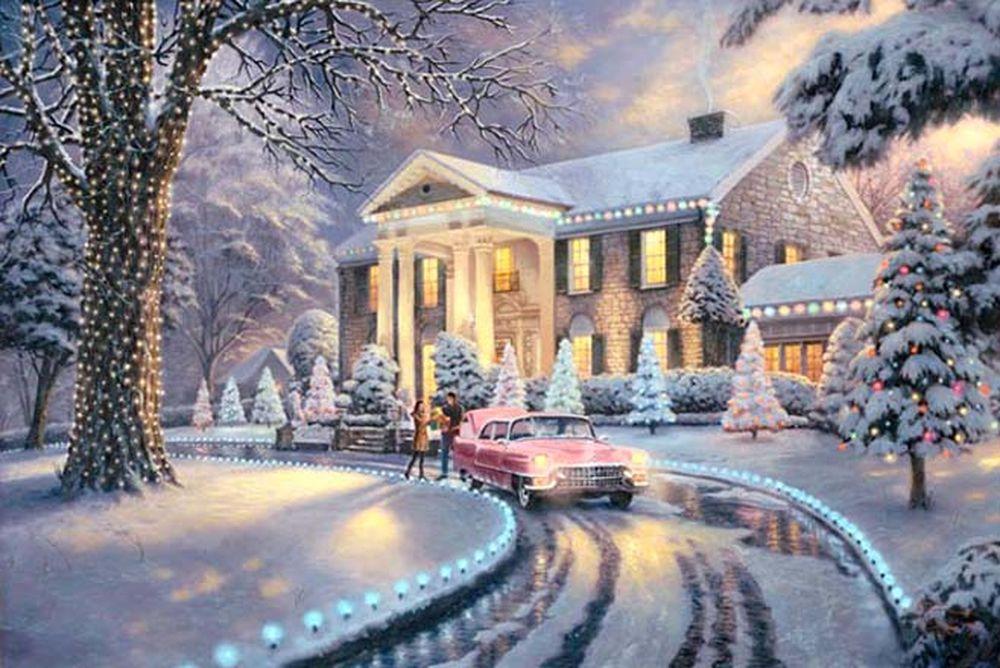 Дивовижні різдвяні картини, які створять святковий настрій  - фото 5