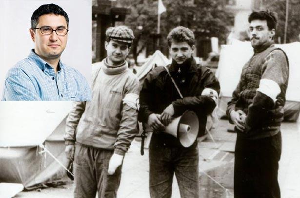 Герої Революції на граніті 25 років потому - фото 9