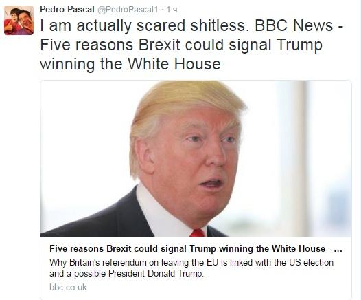 """Як британські актори з """"Гри престолів"""" реагують на Brexit - фото 7"""