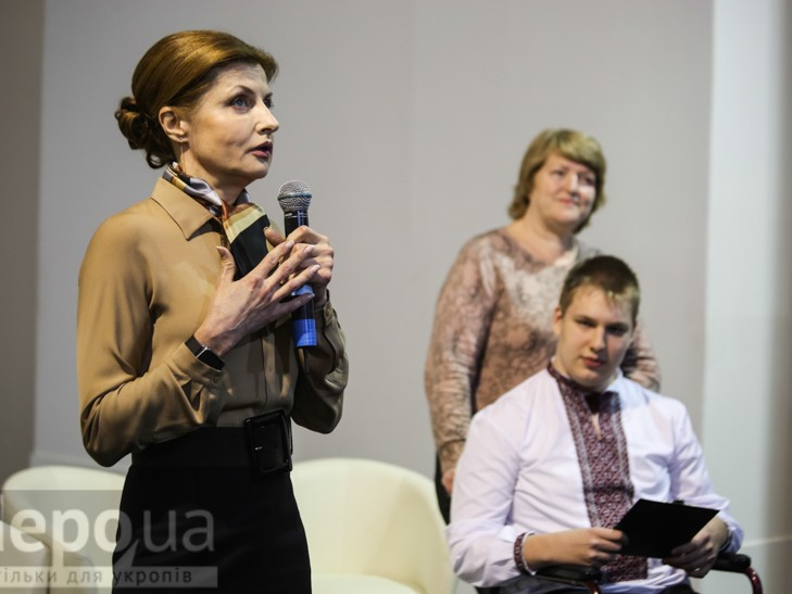 Два роки першої леді України Марини Порошенко - фото 9