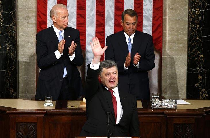 Петро Порошенко: два роки при влади - фото 9