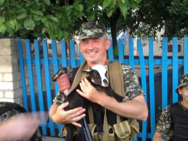 Справжні солдати. Юрій Семчук: Серед озвірілих істот людьми залишилися коти - фото 3