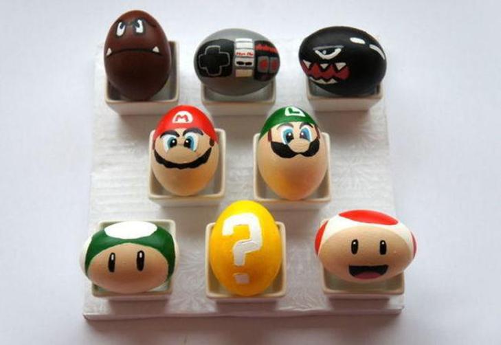 35 креативних ідей для Великодніх яєць - фото 15