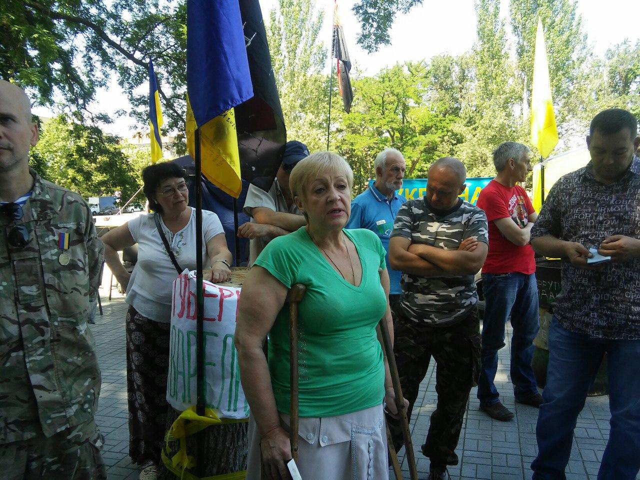 Миколаївські активісти вимагають призначити голову ОДА протягом тижня - фото 2