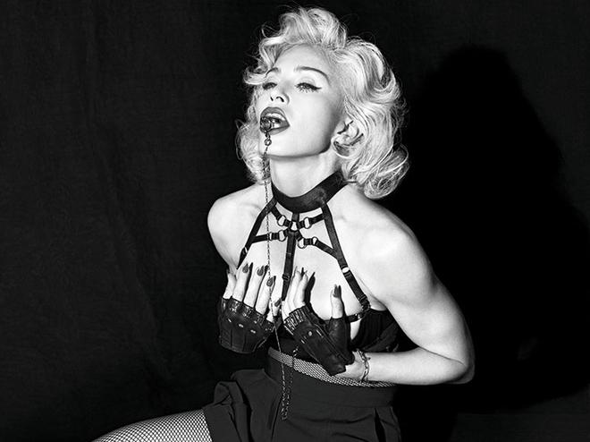 Яскраві тренди та цитати Мадонни - фото 3