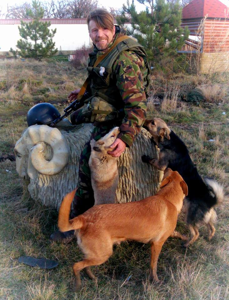 Краса рятує Україну: ТОП-10 красенів-бійців АТО - фото 2