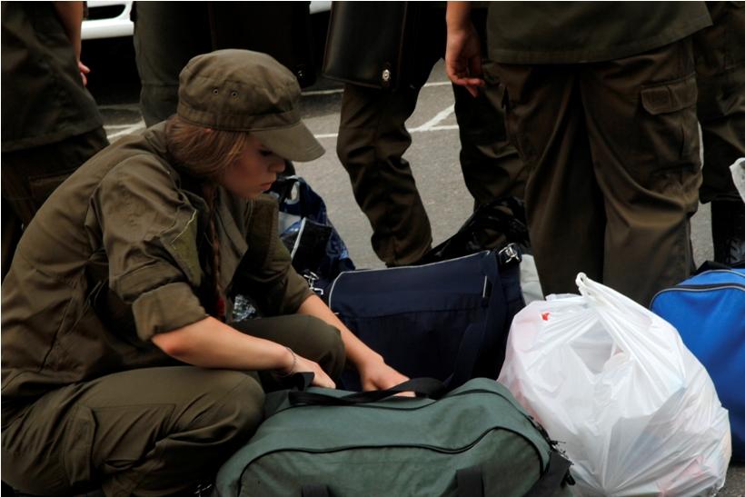 У Харкові майбутніх гвардійців відправили на військову підготовку  - фото 2