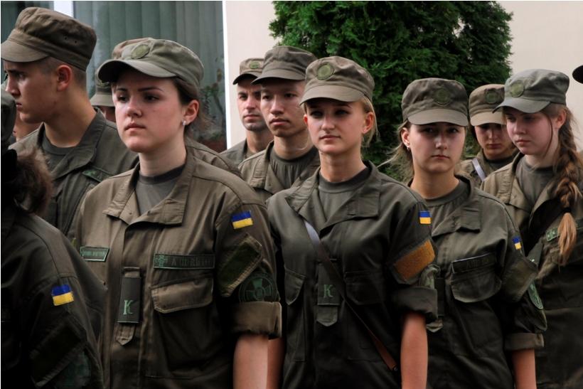 У Харкові майбутніх гвардійців відправили на військову підготовку  - фото 1