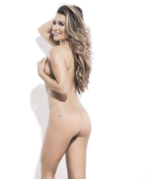 Американська акторка повністю роздяглася, аби довести користь фітнесу - фото 2