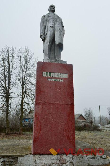 Як два Леніна заховались від декомунізації в селах на Вінниччині - фото 1
