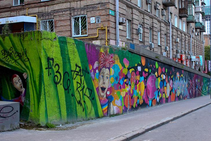 Каталог муралів Києва. Частина 3 - фото 25