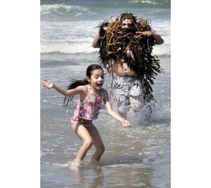 30 дивних і кумедних пляжних фотографій - фото 26