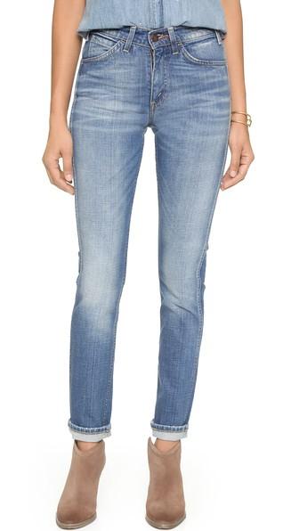 Еволюція джинсів: від хіпових кльошів до пафосу за $3,5 тис. - фото 3