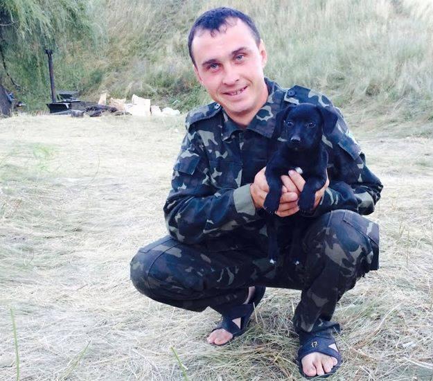 Чим займаються на Донбасі найкращі друзі бійців АТО - фото 6