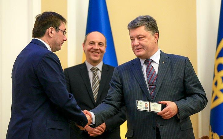 Петро Порошенко: два роки при влади  - фото 15