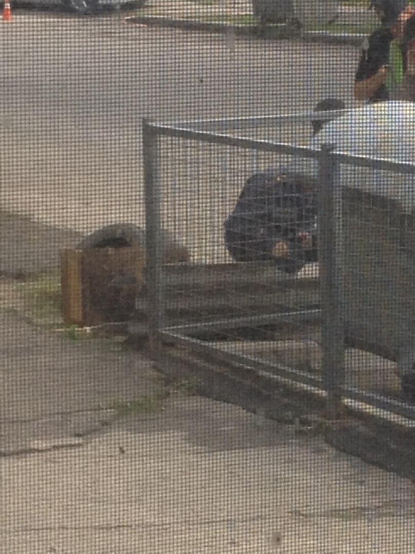 У Харкові через знайдений на смітнику снаряд очепили вулицю  - фото 1