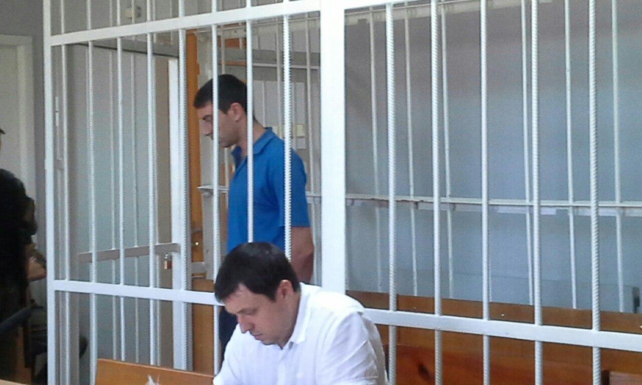 Нова Врадіївка: в апеляційному суді коп-АТОшник заявив, що не бив Цукермана - фото 1