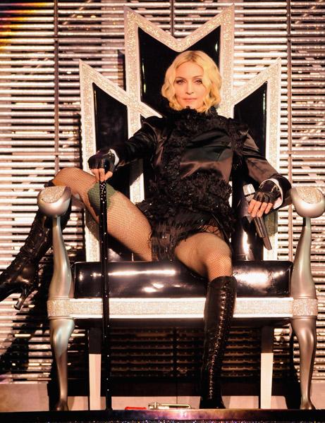 Яскраві тренди та цитати Мадонни - фото 1