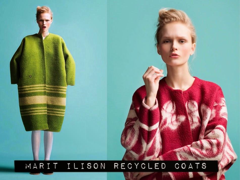 Нова мода - пальто з радянських ковдр - фото 6